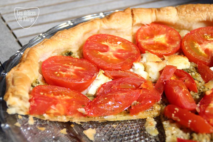 tarte-tomate-chevre-pesto